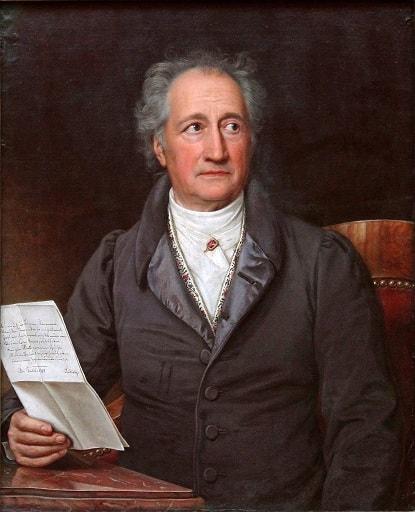یوهان ولفگانگ فان گوته - Johann Wolfgang von Goethe