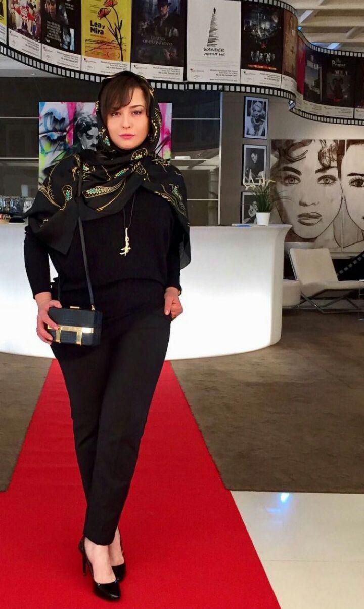 مهراوه شریفی نیا در جشنواره فیلم اسپانیا