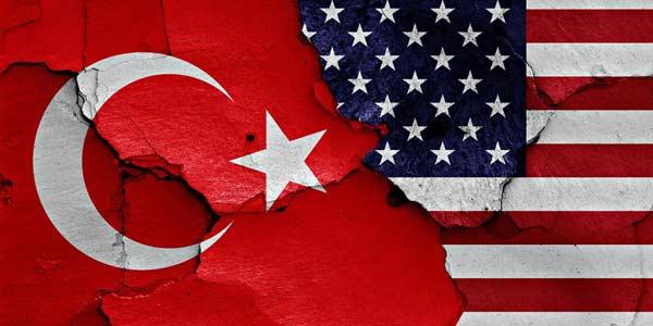 تعلیق رسمی خدمات سفارتخانه امریکا در ترکیه