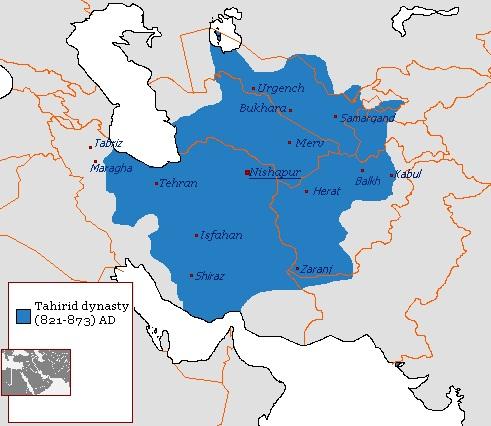قلمرو طاهریان؛ نیشابور مرکز خراسان غربی و پایتخت طاهریان