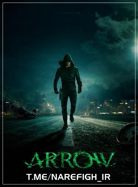 دانلود سریال Arrow (پیکان) فصل 6 + زیرنویس فارسی + HD1080P