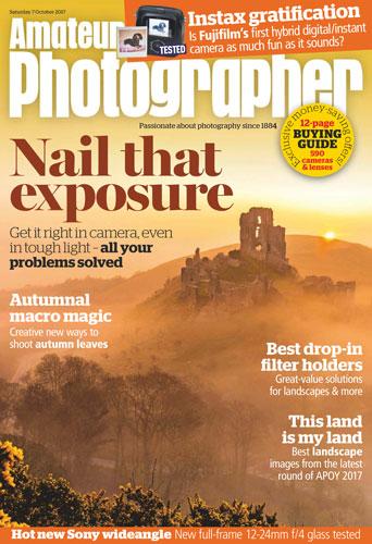 Amateur Photographer 7 October 2017