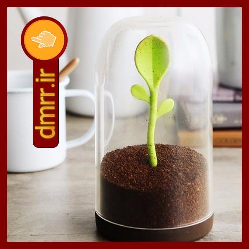 ظرف پلاستیکی چای مخصوص قهوه مدل برگ KEYBOX