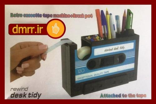 مرتب سازی میزها و لوازم التحریر قلمها مداد اقلام کوچک