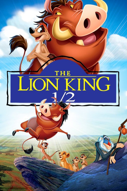 دانلود دوبله فارسی انیمیشن شیرشاه 3 The Lion King 1 1/2 2004