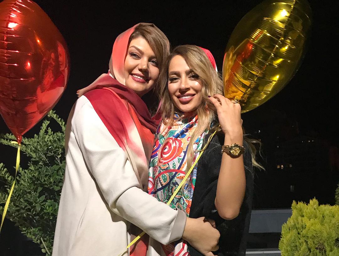 عکسهای جشن تولد 30 سالگی سمانه پاکدل