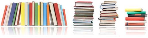لیست کتابهای کتابخانه