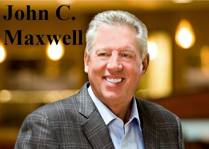 جان ماکسول - John C. Maxwell