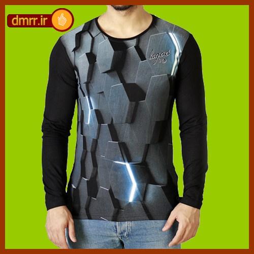 تیشرت سه بعدی مردانه تیشرت سه بعدی پسرانه تیشرت سه بعدی جدید تیشرت سه بعدی اسپرت تيشرت سه بعدي خرید تی شرت سه بعدی