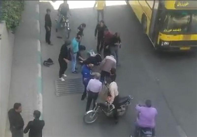 """۲ دختر اصفهانی اسیر """"نهنگ آبی"""" شدند"""