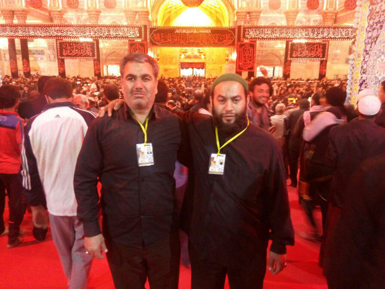 توصیه حضرت آیت الله بهجت (ره)  در رابطه با توسل به امامزاده سیدجلال الدین اشرف رفسنجان