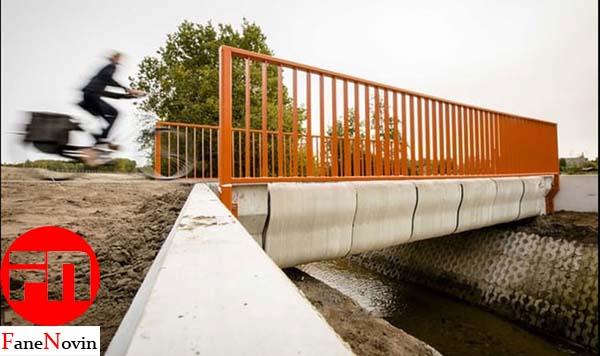 افتتاح اولین پل ساختهشده با پرینتر سه بعدی  چاپ های سه بعدی | فن نوین