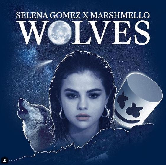 Wolves – آهنگ تازه سلنا با همکاری مارشملو 1