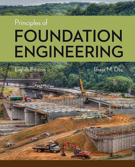 دانلود رایگان ویرایش هشتم و سال 2016 کتاب Principles of Foundation Engineering تالیف Braja M. Das