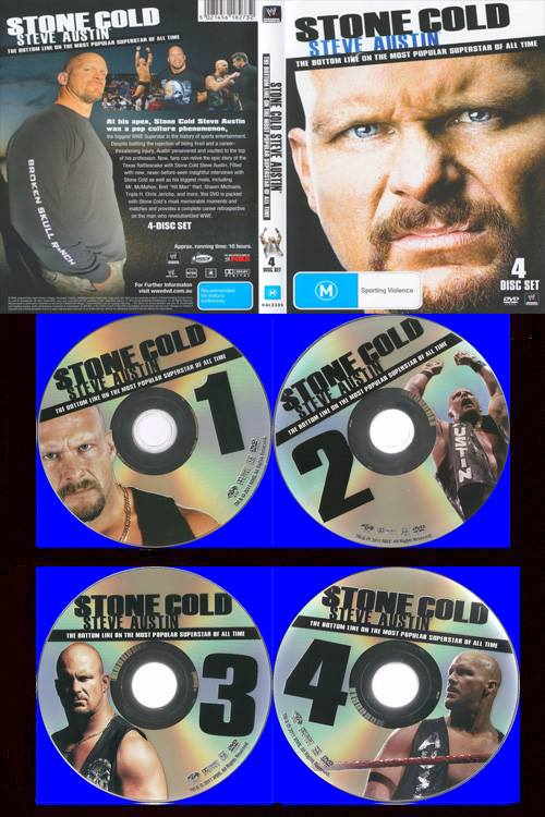 Stone Cold Steve Austin: The Bottom Line