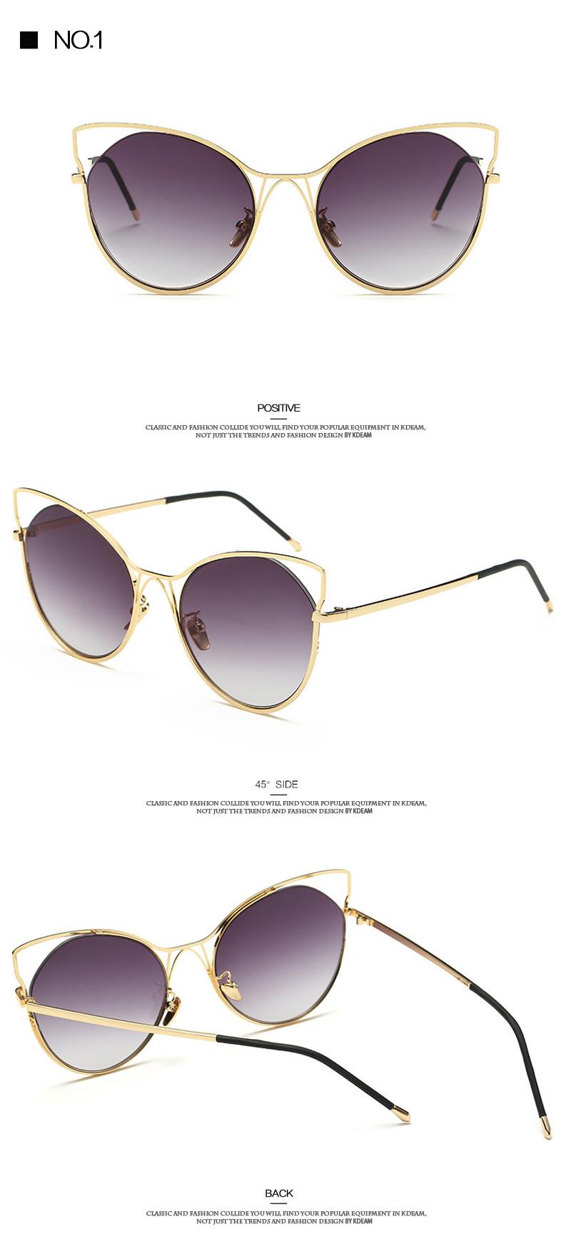 عینک آفتابی Sertino طرح 2017