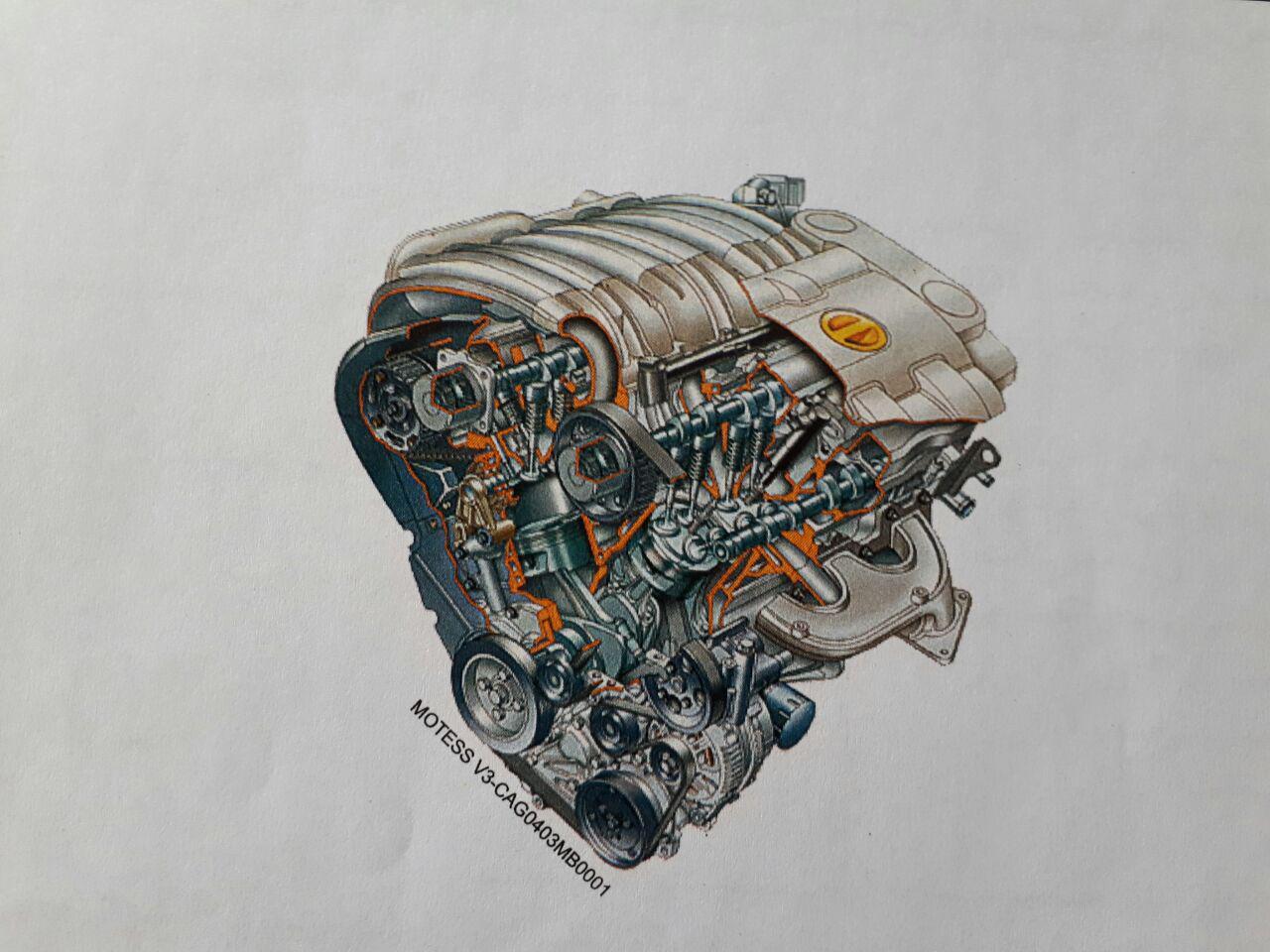 هدف استفاده از کنترل یونیت موتور