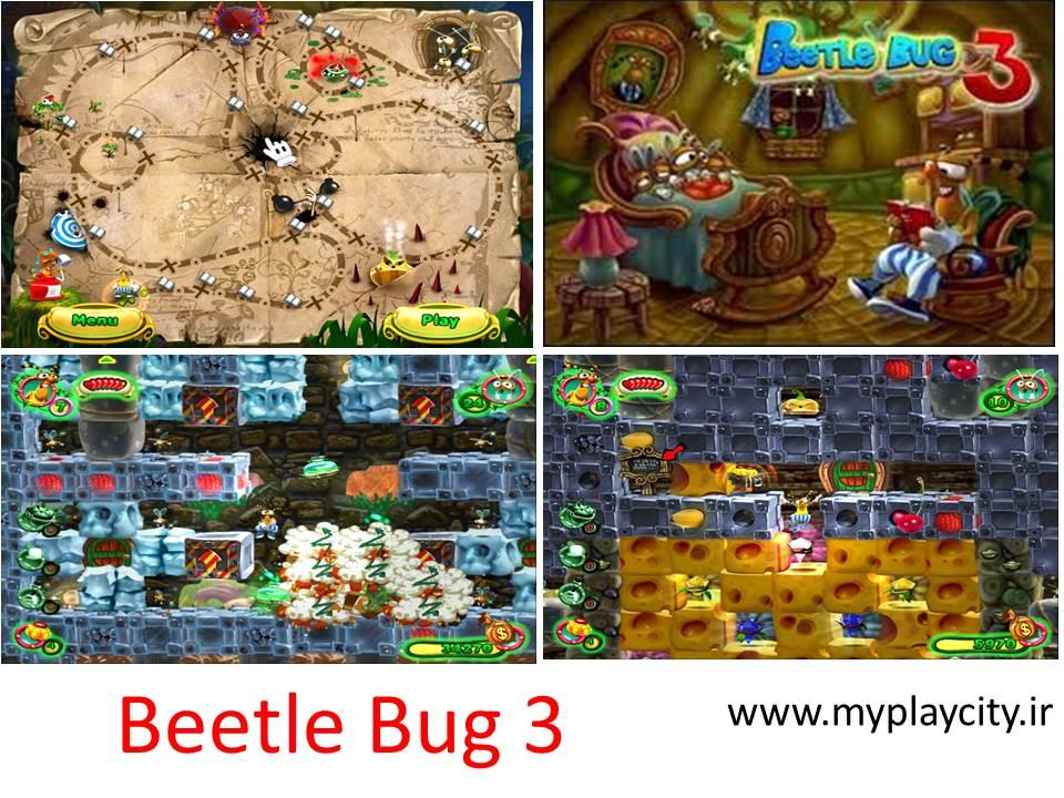 دانلود بازی Beetle Bug 3 برای pc