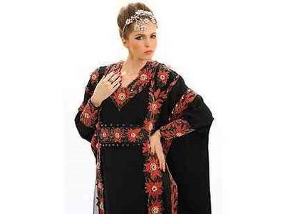 گرانترین عبای زنانه دنیا