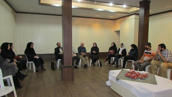 اصحاب فرهنگ لاهیجان برای ترویج فرهنگ مطالعه گرد هم آمدند