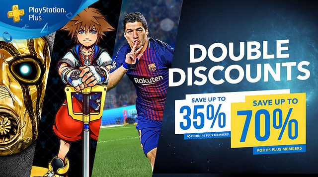 PS Store Discount
