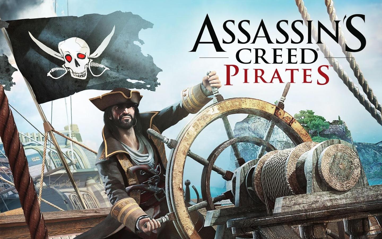 دانلود Assassin's Creed Pirates 2.9.1 – بازی دزدان دریایی اندروید + مود + دیتا