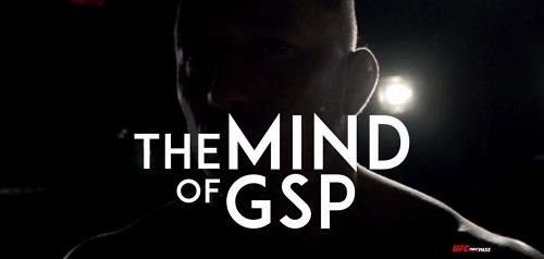دانلود مستند جدید UFC The Mind of GSP Nov 2, 2017