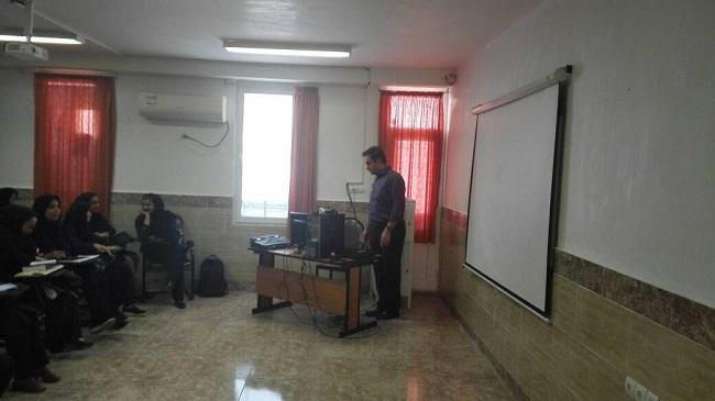 کارگاه پروپوزال نویسی و جستجوی مقالات خارجی جهت اخذ پایان نامه (دکتر شمس)