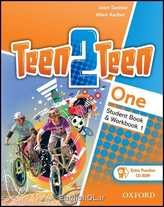 کتاب Teen2Teen 1