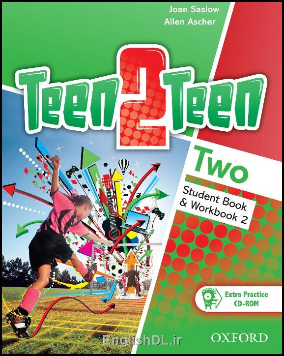 کتاب Teen2Teen 2