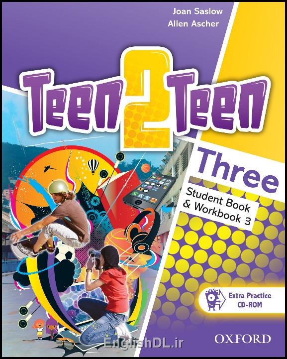 کتاب Teen2Teen 3