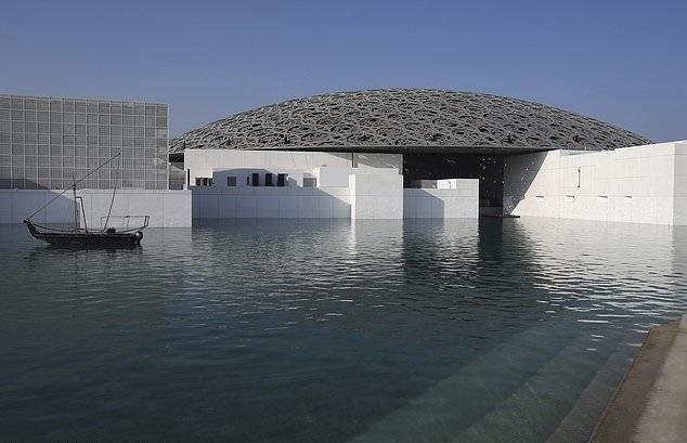 موزه ی لوور در ابوظبی