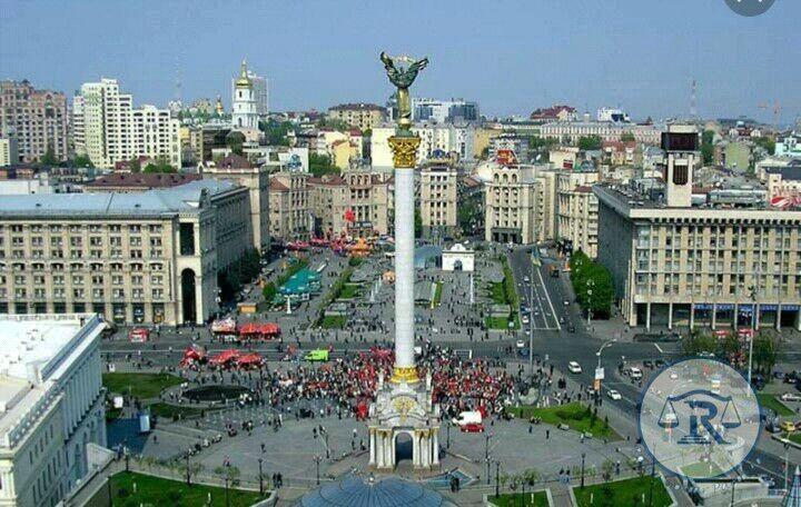 کی یف پایتخت اوکراین