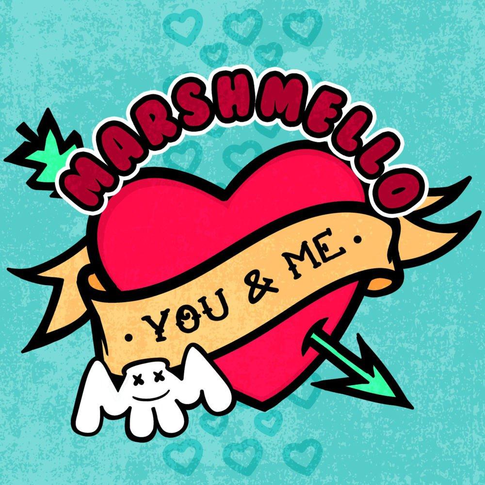 دانلود اهنگ Marshmello به نام You & Me