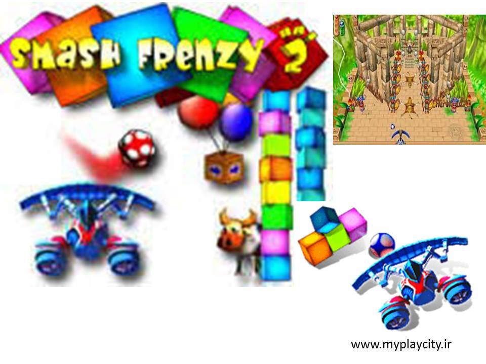 دانلود بازی  Smash Frenzy 2 برای کامپیوتر