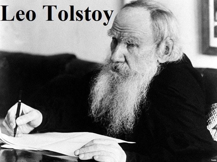 لئو تولستوی - Leo Tolstoy