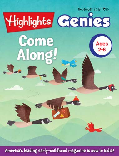 Highlights Genies November 2017