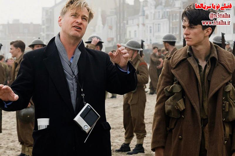 نولان برای ساخت فیلم دانکرک با اسپیلبرگ مشورت کرده بود