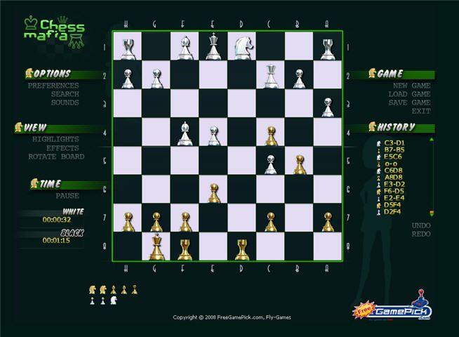 دانلود بازی شطرنج Chess Mafia برای کامپیوتر