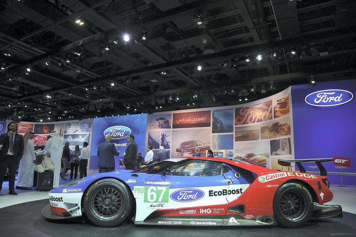 نمایشگاه خودروی دبی