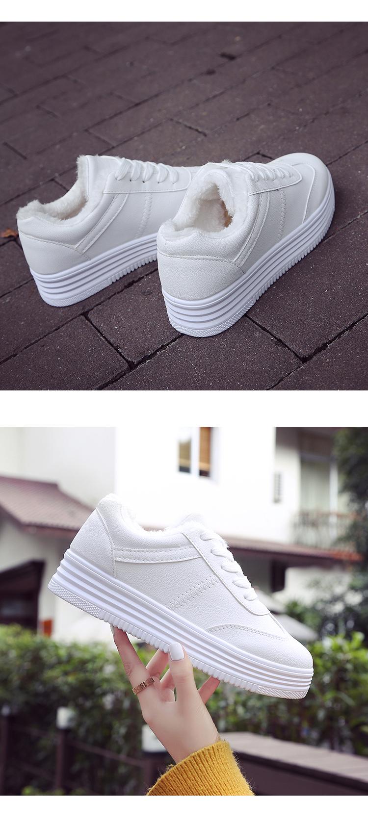 کفش گرم  داخل پشمی