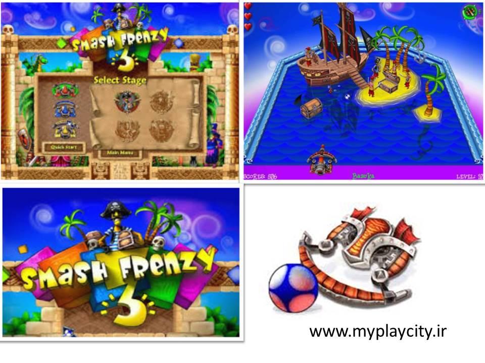 دانلود بازی  Smash Frenzy 3 برای کامپیوتر