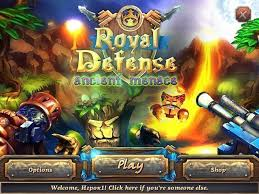 دانلود بازی Royal Defense 3 Ancient Menace برای کامپیوتر