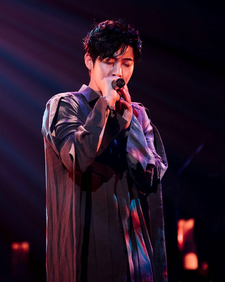 [Photo] Kim Hyun Joong Japan Mobile Site Update [2017.10.27]