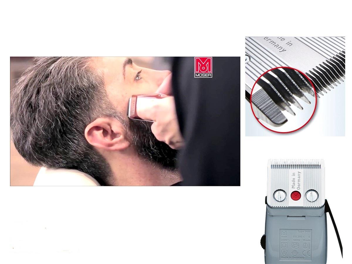ریش تراش ارزان قیمت موزر