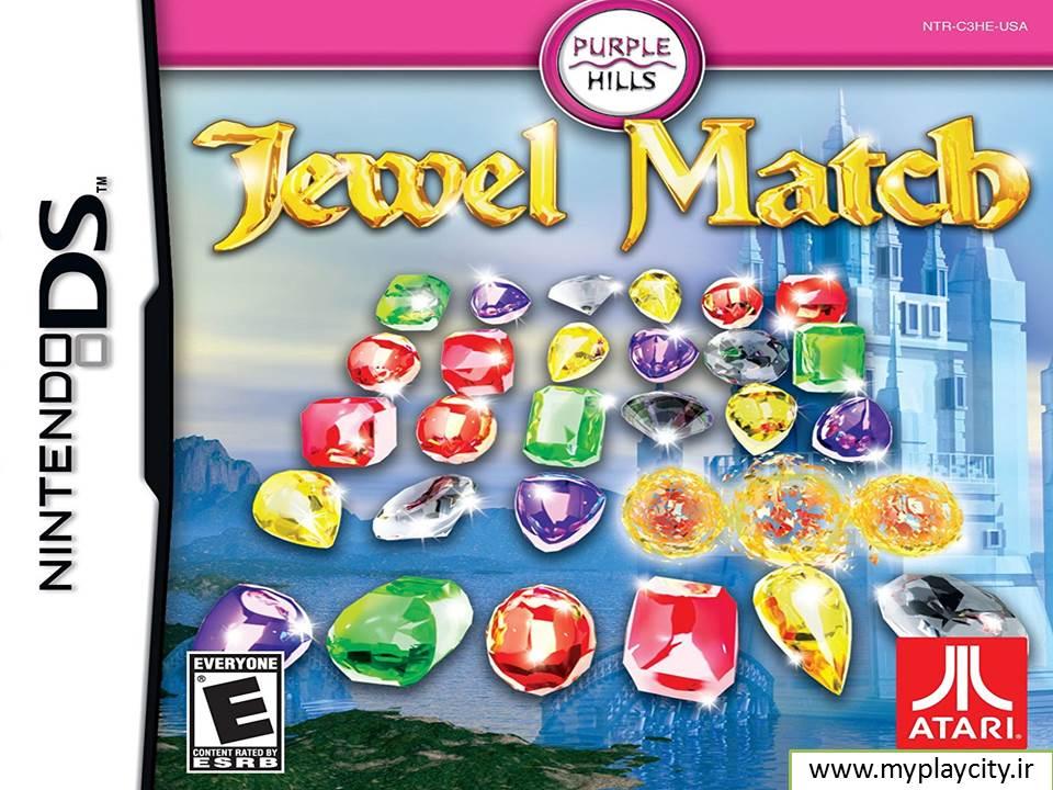 دانلود بازی Jewel Match برای کامپیوتر