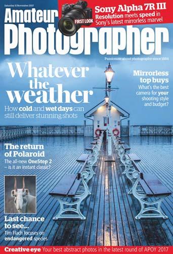 Amateur Photographer 11 November 2017