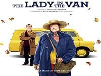 دانلود فیلم بیخانمان - The Lady in the Van 2015