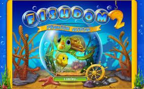 دانلود بازی 2 Fishdom برای کامپیوتر