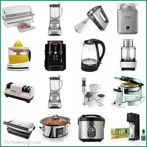 انواع ابزار آشپزی